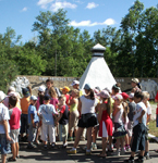 Экскурсия по памятным местам Благовещенска