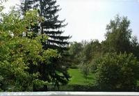Панорама закладки сада на Усадьбе М.А. Шолохова. 1950-е годы