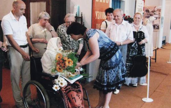 Значимые места: Открытие выставки Семь Я Горюшкиных