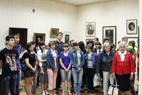 Открытие выставки к 175-летию И.Н. Крамского