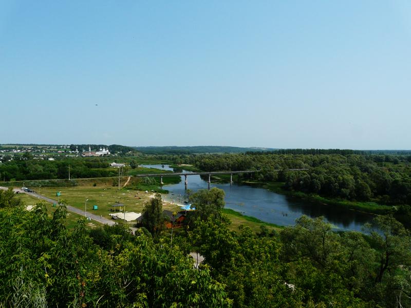 Значимые места: Вид с горы Иоанна Рыльского