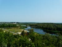 Вид с горы Иоанна Рыльского