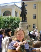 Санкт-Петербург. Пушкинский день. 2007 г. День Знаний с музеем Алоцвет