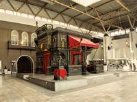 Зал каслинского художественного литья