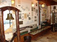 Фрагмент экспозиции Камчатка в начале XX века
