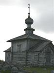 Церковь Андрея Первозванного (1702 г.) на Заяцком острове