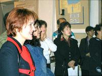 Экскурсия по выставочным залам