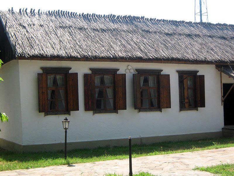 Значимые места: Этнографические казачьи жилища XIX в.