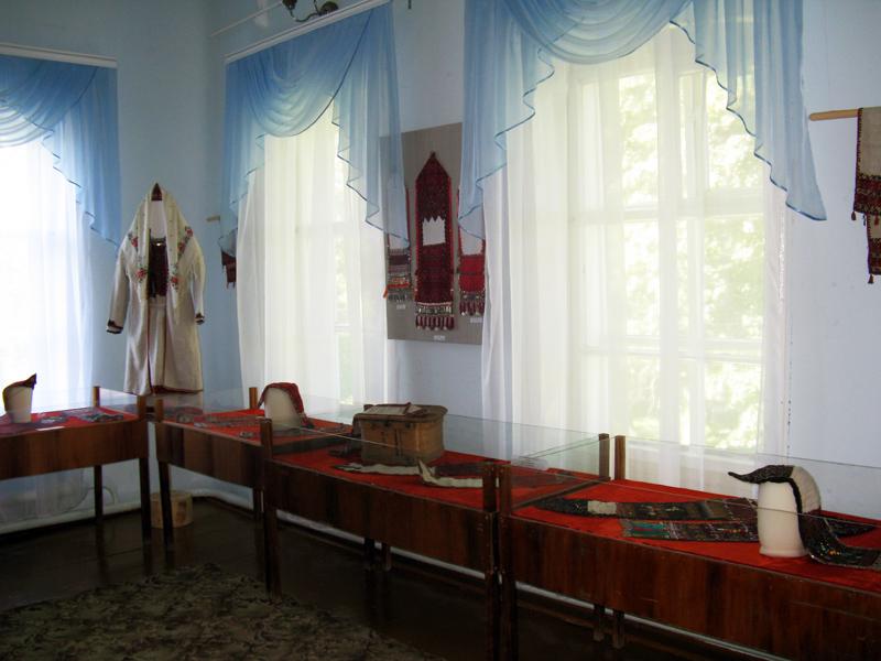 Значимые места: Выставочный зал