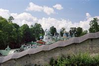 Александр Терехин. Псково-Печерский монастырь, Псковская область. август 2008