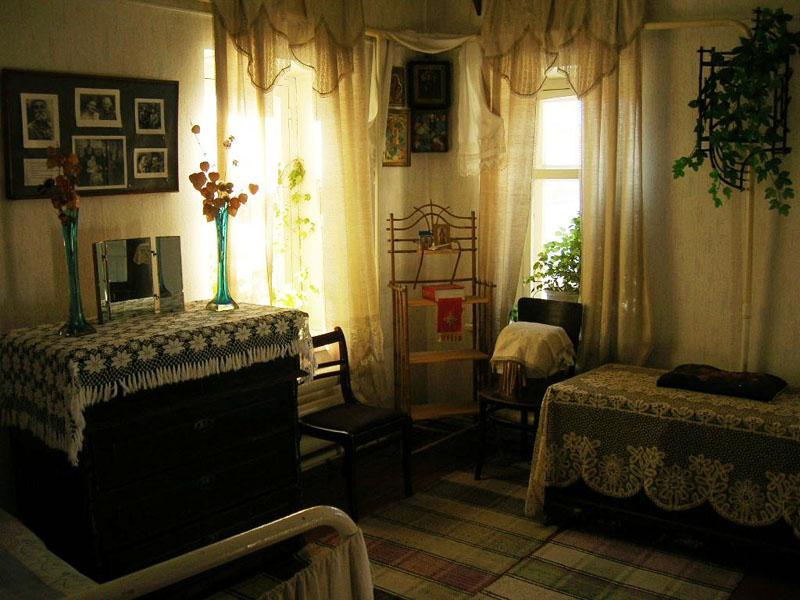 Значимые места: Родительская спальня