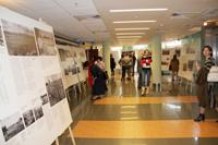 Выставка в холле  4-го этажа