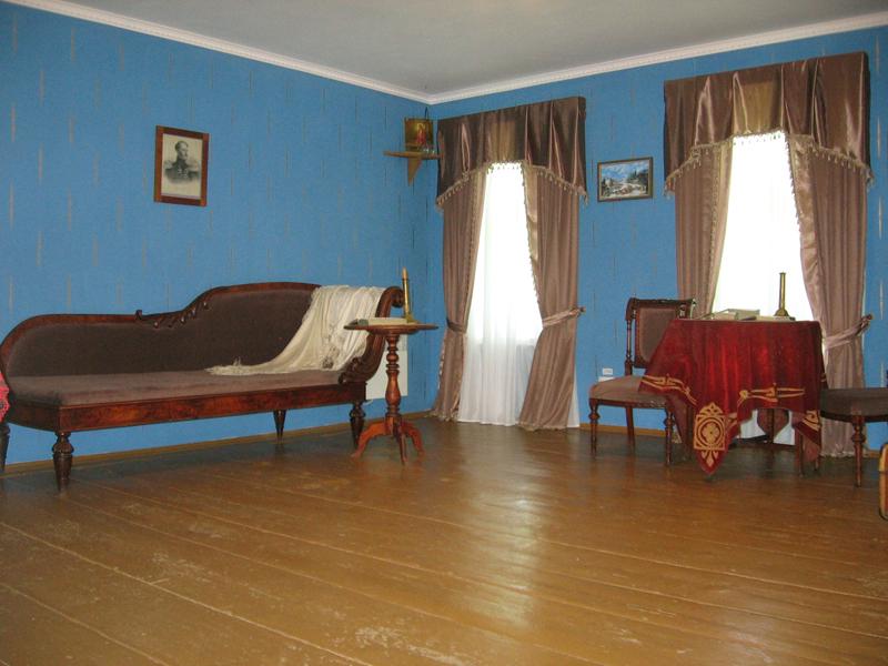 Значимые места: Комната Ахматовой