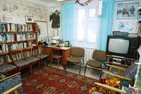 Рабочий кабинет Леонида Лапцуя