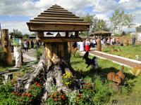 Экологическая площадка Двор Природы