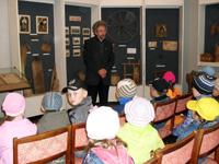 Экскурсия по выставке Крестьянская изба