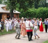 Музыкальный фестиваль Именины П.И.Чайковского