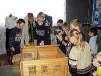 Экскурсия в зале История заселения и становления Казанского района