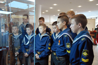 Экскурсия по выставке Тула - арсенал и щит России