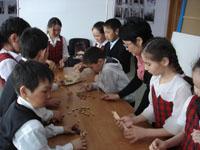 Музейное занятие Музей и дети