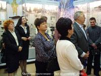 Открытие экспозиции по археологии