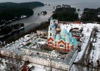 Спасо-Преображенский Валаамский монастырь