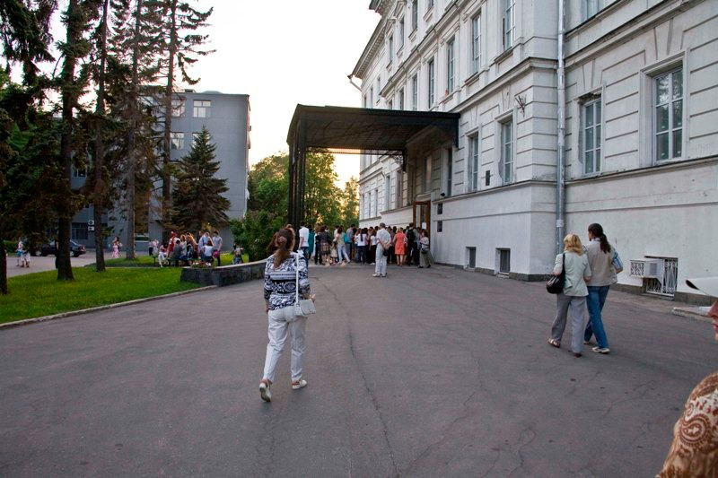 Значимые места: Hочь музеев, 2012 г.