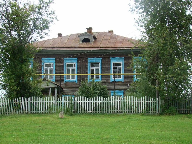 Значимые места: Дом купца Новицкого