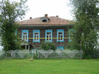Дом купца Новицкого