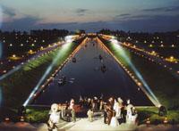 Центральный канал. Павильон Переговоров