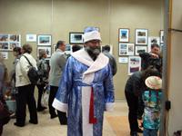 Открытие первой областной фотовыставки Руссо туристо