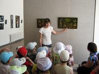 Экскурсия по выставочному залу