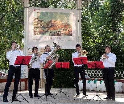 Значимые места: Открытие выставки  в парке «Сокольники»