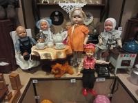 Куклы 1950-60 гг.