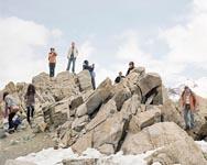 Маттье Гафсу. Горнерграт. Из серии «Альпы». 2008 - 2012. Courtesy Galerie C, Невшатель