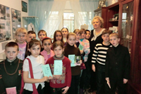 Ученики 4 класса школы № 19 на экскурсии