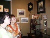 Гости из Сараевского района в музее