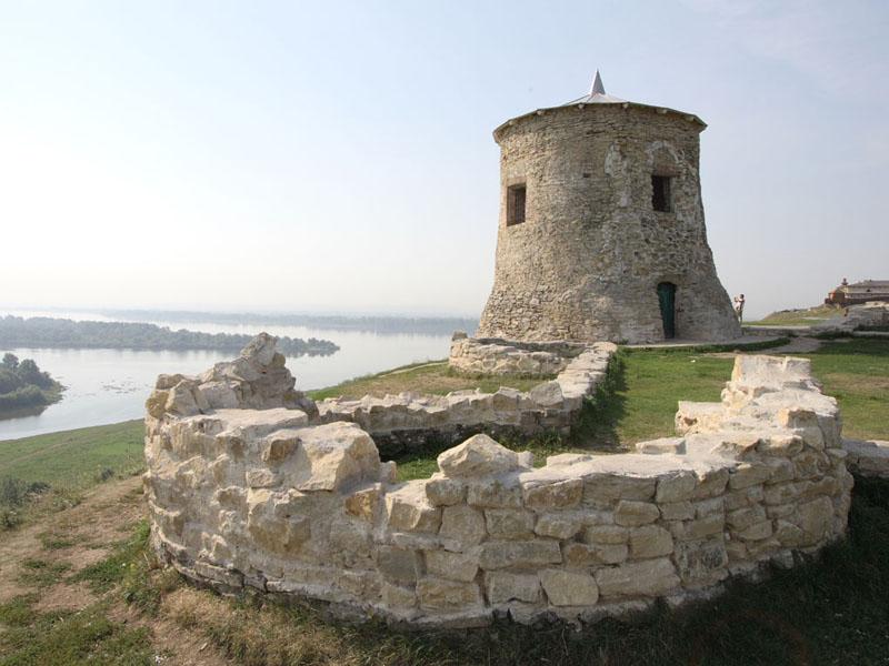 Значимые места: Башня Елабужского Чертова городищa