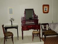 Интерьер комнаты учительницы О.П. Етеревской