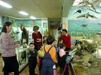 Значимые места: Воспитанники детского сада на экскурсии