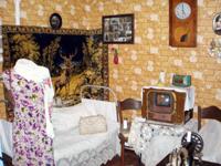 Интерьер комнаты 1940-1950 гг.