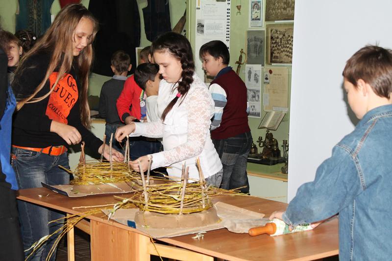 Значимые места: Мероприятие Казачья хата