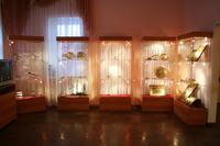 Экспозиция художественного отдела Златоустовская гравюра на металле