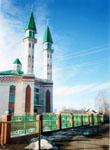 Мечеть в с. Апастово
