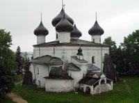 Собор Рождества Христова (Христорождественский собор). 1552-1562гг.
