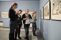 Значимые места: Музей гравюры и рисунка