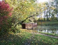 Значимые места: Купальня на Среднем пруду