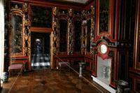 Значимые места: Дворец Монплезир. Лаковый кабинет