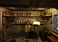 Значимые места: Экспозиция. Старообрядческая часовня
