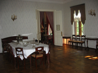 Значимые места: Усадьба Л.Н.Толстого Хамовники. Зал